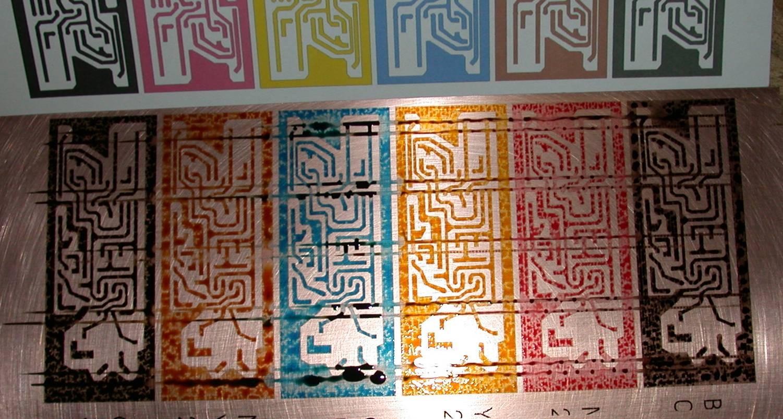 Direct to PCB Inkjet Printing